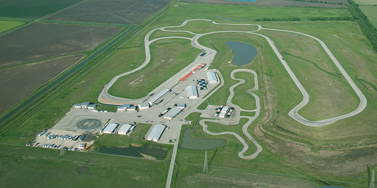 Facility Overview - Track