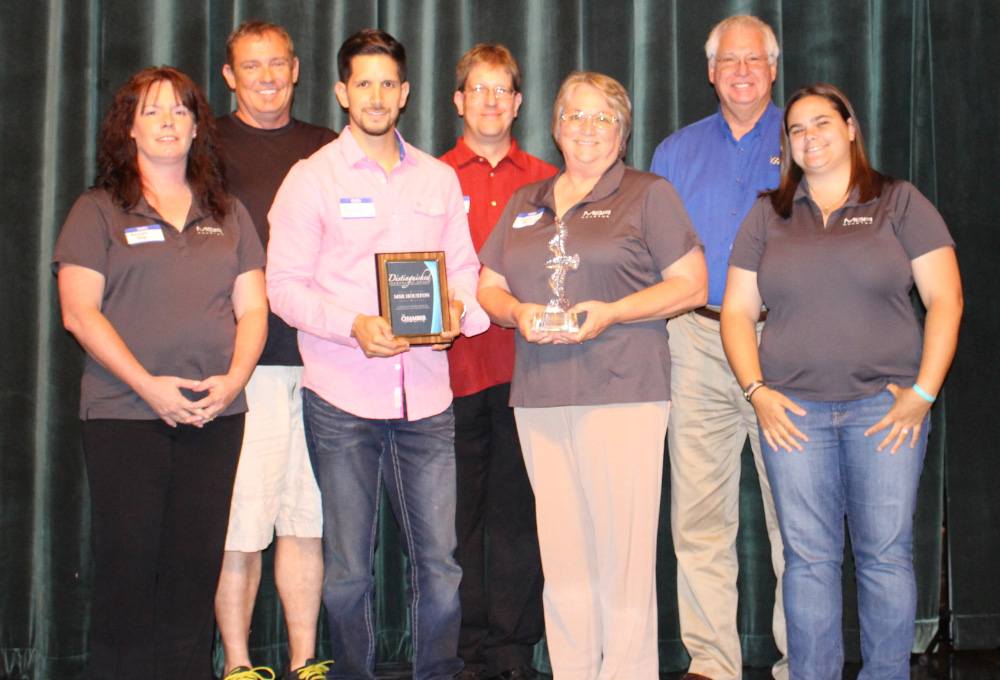 Recognized by Angleton Chamber